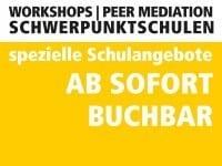 Geförderte Workshops und Schulprojekte 2016