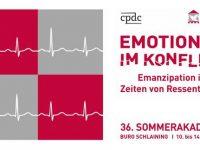 Emotionen im Konflikt